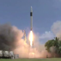 Launch of Falcon 1