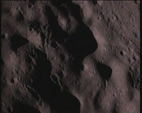 The Moon from the Moon Impact Probe